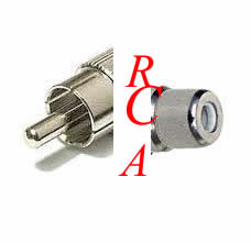 RCA Adapter