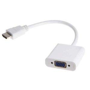 HDMI Video to VGA Converter, HDMI Male to VGA Female