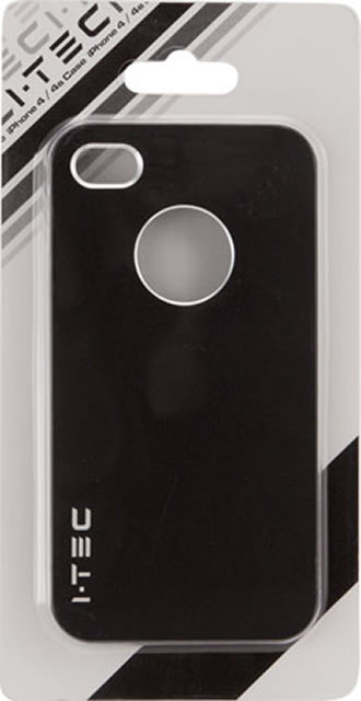 Iphone 4, Iphone 4S case black color