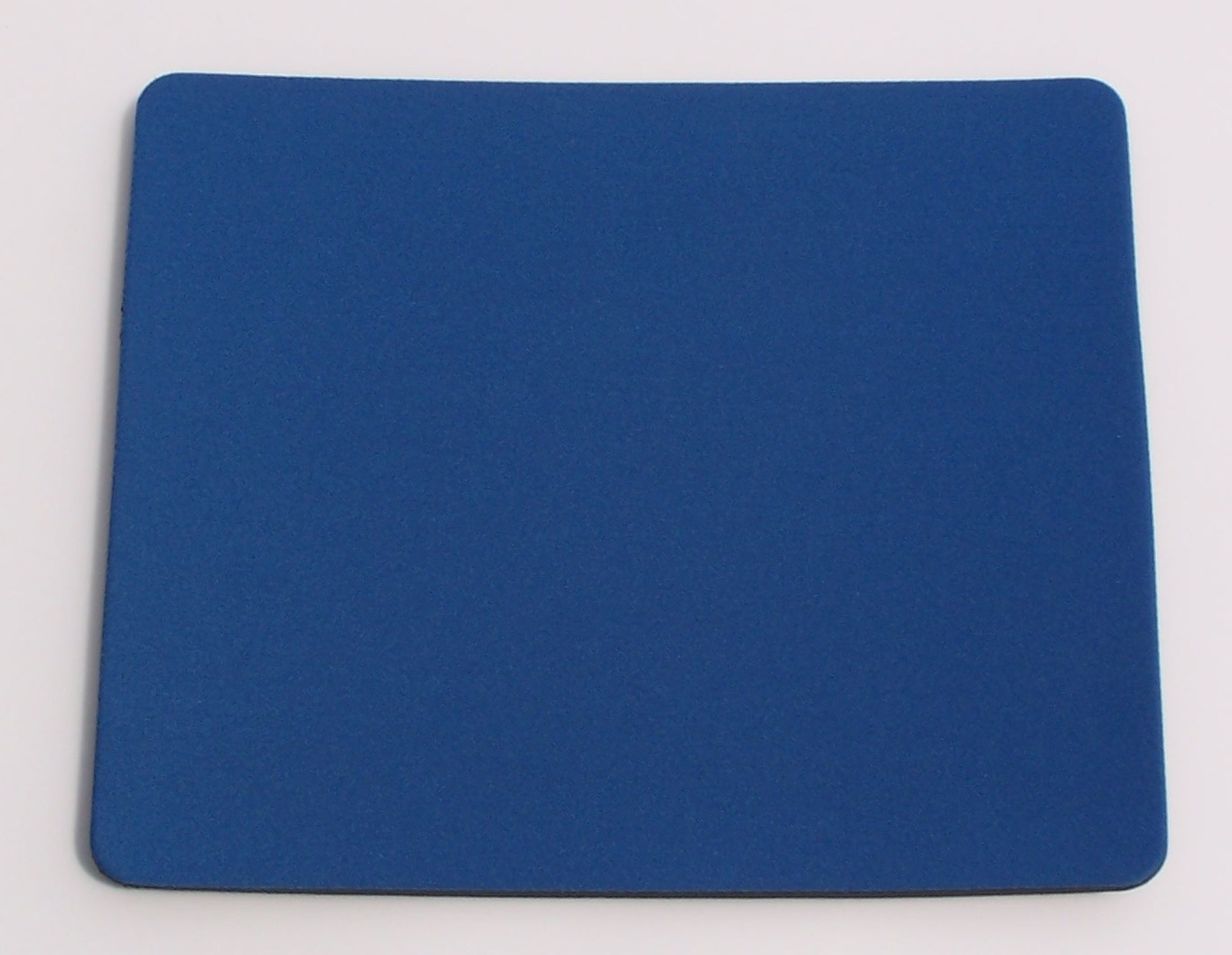 "Mouse pad Blue color 1/4"" thick"