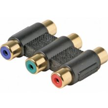 RCA coupler female to female